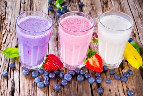 Proteindrikke med ubehagelig smag