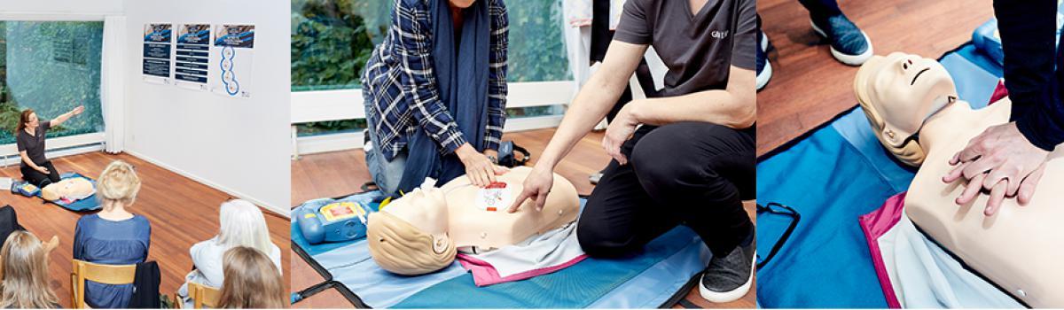 Hjerteredderkursus