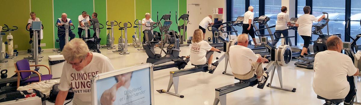 Træning m udstyr