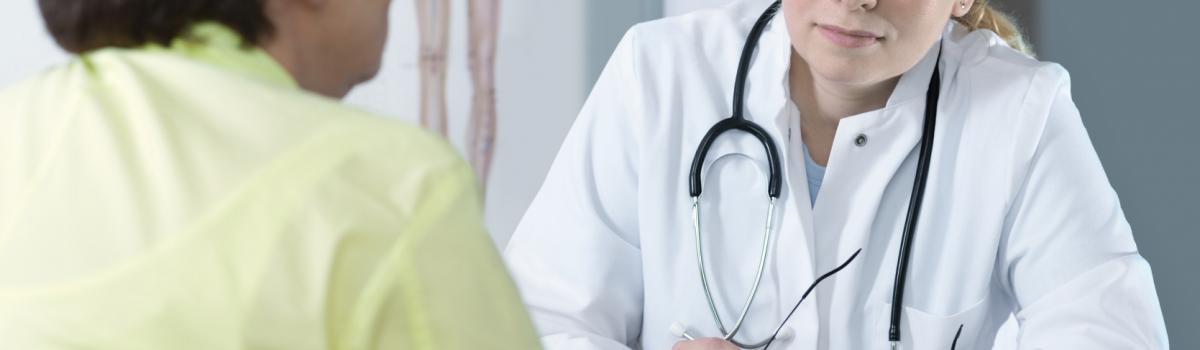 Hvordan sikrer jeg mig, at jeg får spurgt min læge om det rigtige?