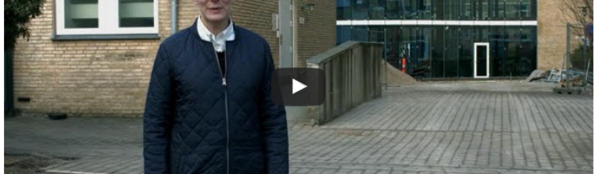 Videoøvelse: Gående opmærksomhedsøvelse (08:07)