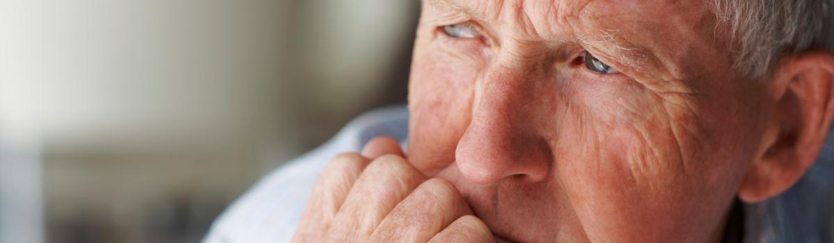Depression kan opstå ved lungesygdom