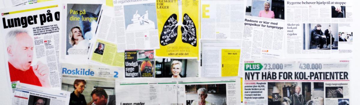 Presse Lungeforeningen