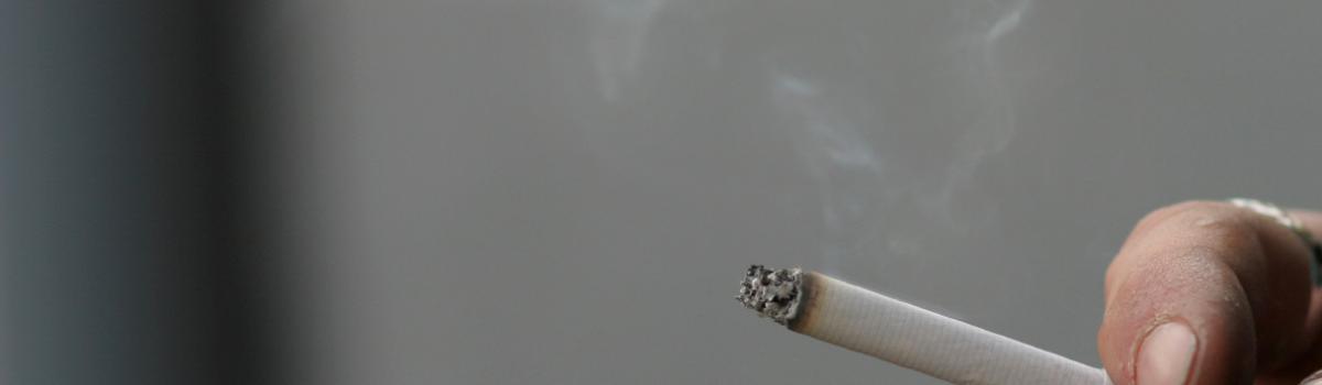 Rygning og KOL