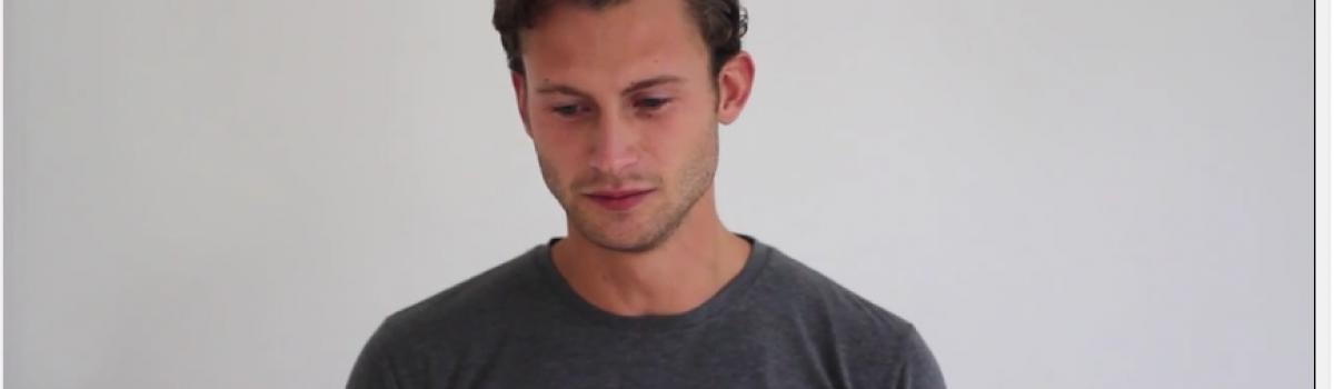 """Videoen """"Sønnen"""" har temaet følelser som pårørende"""