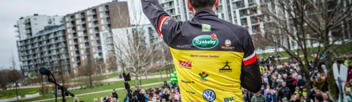 Nu er 200 nordiske skoler tilmeld Team Rynkekby Skoleløbet