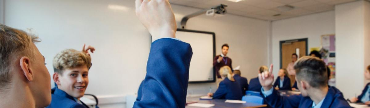 Rygning på de danske erhvervsskoler skal høre fortiden til.