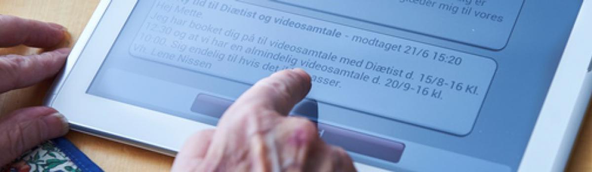 Det første nationale udbud af telemedicin til lungesyge borgere er netop offentliggjort.