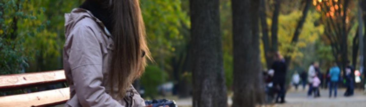 Mors lungesygdom påvirker 30-årige Stine