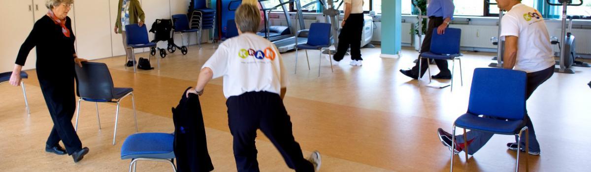 Træning for KOL patienter