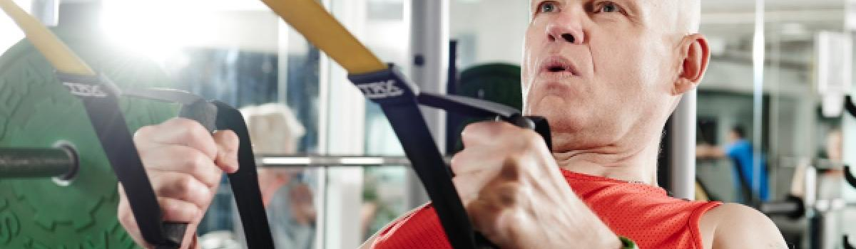 Fra ilt-apparat til fitnesscenter med sarkoidose