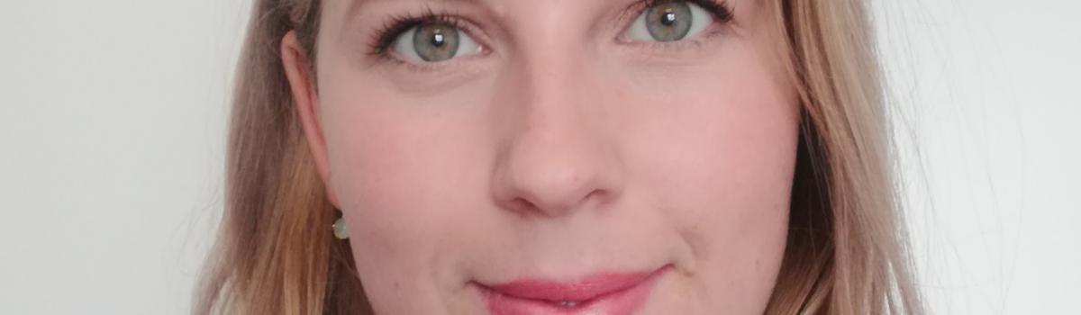 Laura Gylling Skov, psykolog, rådgiver Lungeforeningen