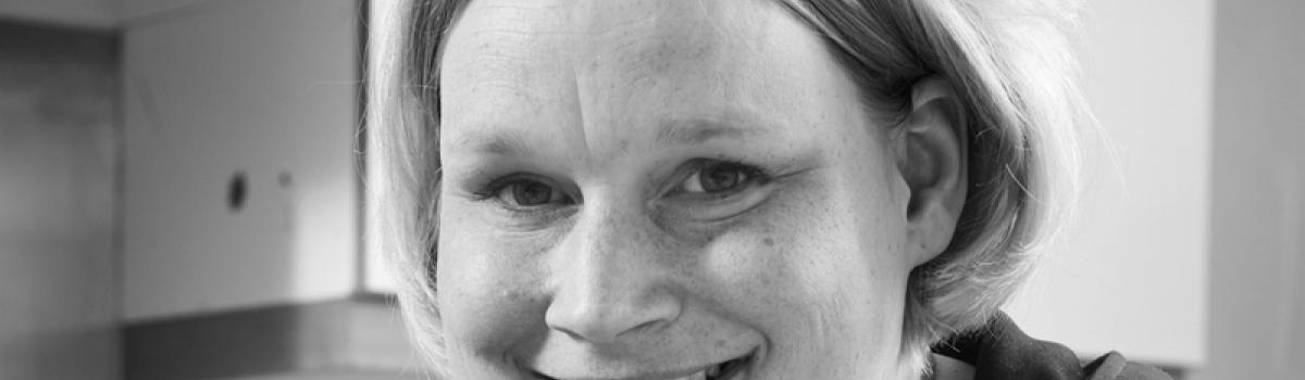 Nina Møller-Nielsen, diætist og rådgiver i Lungeforeningen