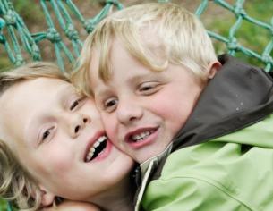 Kystsanatorium i Hjerting - et pusterum for børn