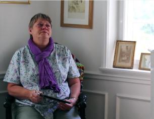 """Videoen """"Fru Hansen"""" har temaet lungesygdom er """"usynlig"""""""