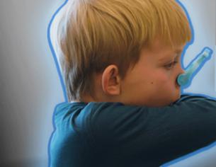 Se den nye film om støtte til forskning i børnelungesygdomme