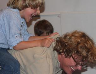 Scotts astma og nedsatte lungefunktion påvirker hele familien