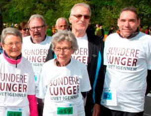 For frivillige i Lungeforeningen